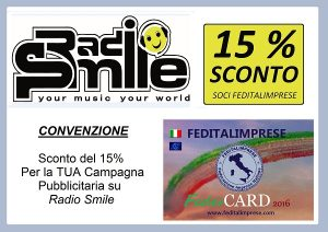 FEDITALIMPRESE E radio smile piccolo